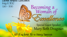 Ladies Spring Luncheon